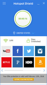 Hotspot Shield VPN Elite 6.20.23