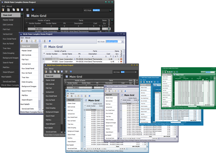 EhLib 9.3 Build 9.3.033 Professional Edition with Full Source