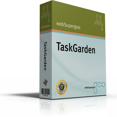 webSupergoo TaskGarden 4.0
