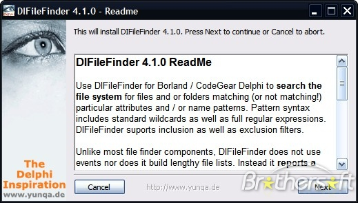 DIFileFinder 6.10.0 for Delphi 10.3 Rio Cracked