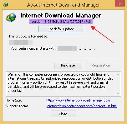 Internet Download Manager 6.28 Build 8 Final