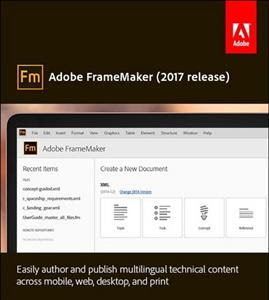 Adobe FrameMaker 2017 v14.0.1