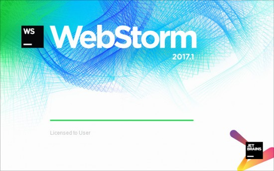 JetBrains WebStorm 2017.1.2 Build 171.4249.40