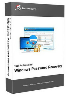 Tenorshare Windows Password Recovery Tool Professional 6.2.0.2