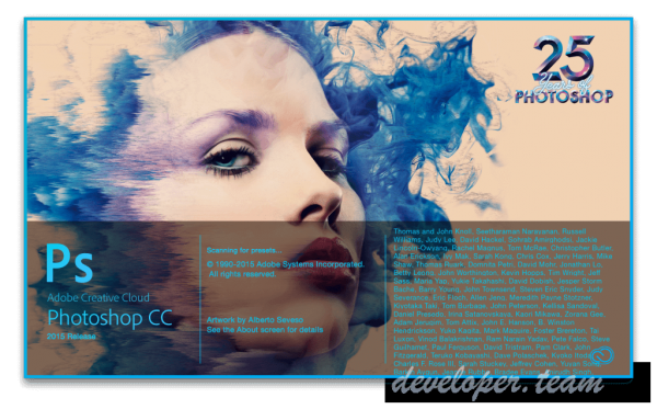 Adobe Photoshop Cc 2017 V18 1 1 252 X86 X64 Developer Team The Best Site For Developers Developer S Paradise