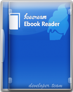 Icecream Ebook Reader Pro 4.55