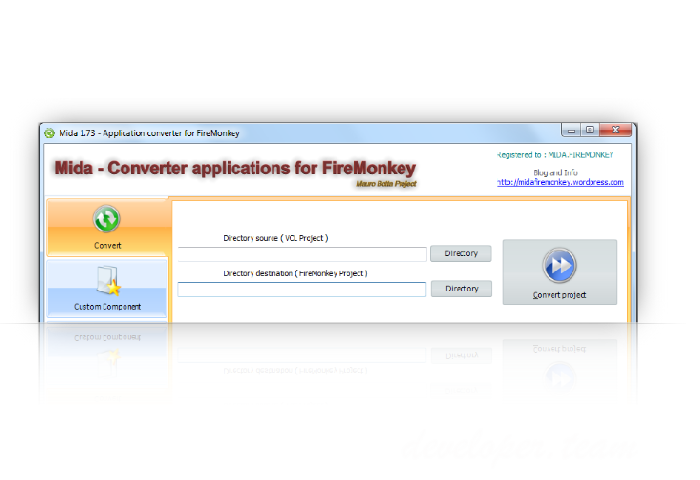 MIDA Converter Basic for RAD Studio 10.1.2 Berlin