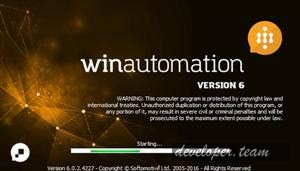 WinAutomation 6.0.4.4373 (x86/x64) Professional Edition