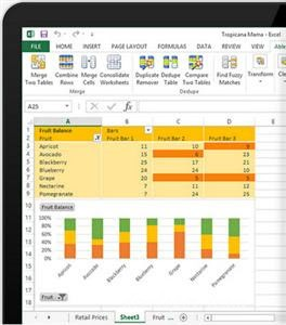 AbleBits Ultimate Suite for Excel 2016.4.508.1342