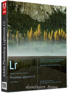 Photoshop Lightroom CC 6.10.1