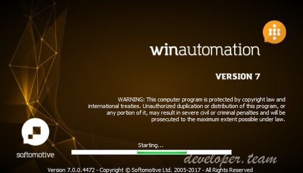 WinAutomation Professional Plus 7.0.0.4472