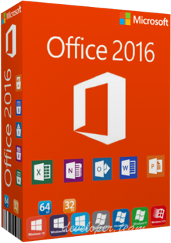 Office 2016 Professional Plus + Visio Pro + Project Pro 16.0.4549.1001 (x86/x64)