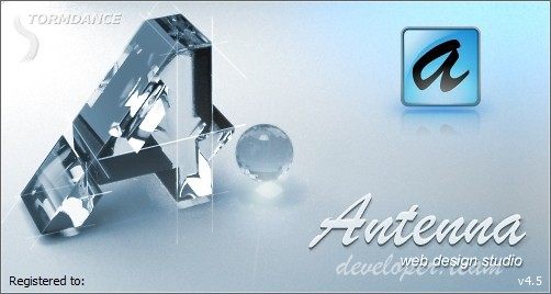 Antenna Web Design Studio 6.4