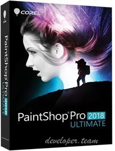 Corel PaintShop Pro 2018 Ultimate 20.0.0.132