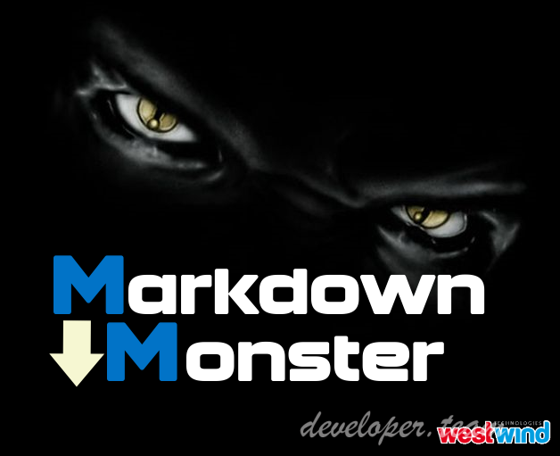 Markdown Monster v1.8.12 Retail