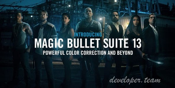 Red Giant Magic Bullet Suite 13.0.4
