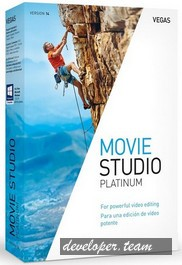 MAGIX VEGAS Movie Studio Platinum 14.0.0.122