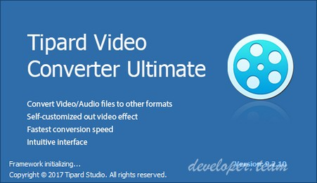 Tipard Video Converter Ultimate 9.2.22