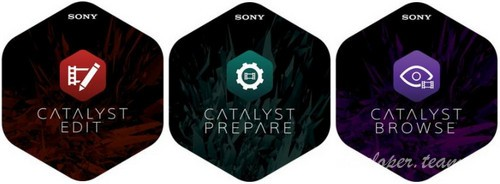 Sony Catalyst Prepare / Browse / Edit 2017.2