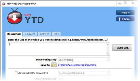 YTD Video Downloader Pro 5.8.7.0.1 » Developer Team - The Best ...