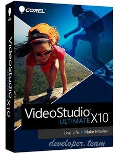 Corel VideoStudio Ultimate X10 v20.5.0.6