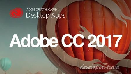 Adobe CC Collection For Windows 2017.08