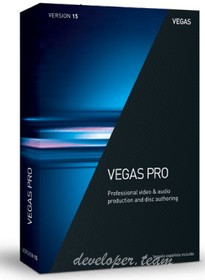 MAGIX VEGAS Pro Edit / Pro / Pro Suite 15.0 Build 177 (x64)