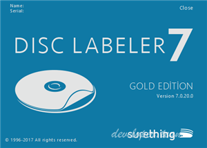SureThing Disk Labeler Deluxe Gold 7.0.78.0