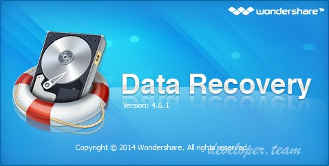 Wondershare Data Recovery 6.2.1.3