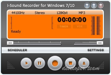 Abyssmedia i-Sound Recorder for Windows 7.6.5.0