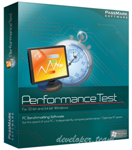 PassMark PerformanceTest 9.0 Build 1018