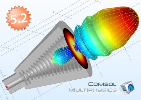Comsol Multiphysics 5.3.0.316 Win/Linux/Mac