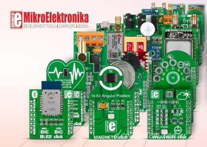 MikroElektronika Compilers and Software Tools 2017.09