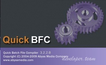AbyssMedia Quick Batch File Compiler 4.1.5.0