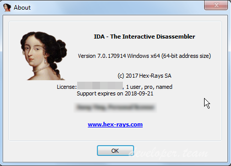 IDA Pro 7 0 + All Decompilers Full » Developer Team - The
