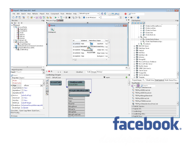 CData FireDAC Components for Facebook 17.0.6445