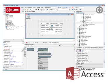 CData FireDAC Components for Access 17.0.6445