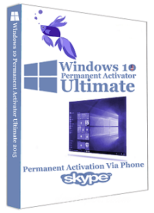 Windows 10 Pro Permanent Activator Ultimate 2.0