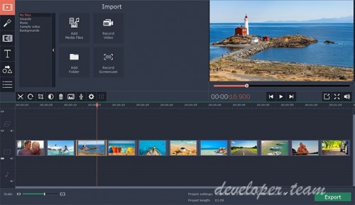 Movavi Slideshow Maker 3.0.0 Multilingual