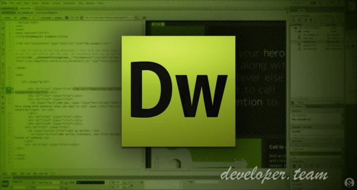 Adobe Dreamweaver CC 2018 18.2.0.10165 (x64)
