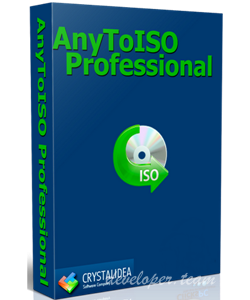 AnyToISO Professional 3.8.1 Build 562