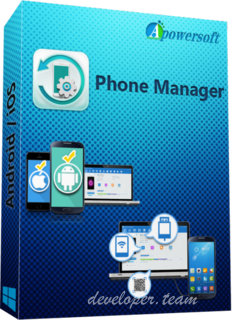 Apowersoft Phone Manager PRO 2.8.9