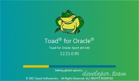 Toad for Oracle 2017 Edition 12.11.0.95