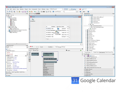CData FireDAC Components for Google Calendars 17.0.6445