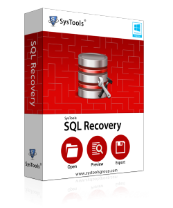 SysTools SQL Server Recovery Manager 6.3