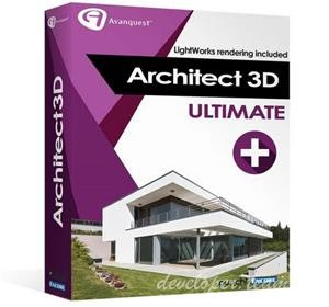 Avanquest Architect 3D Platinum 2017 19.0.8.1022