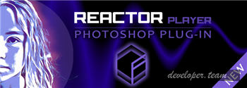 Mediachance Reactor Player 1.2 for Adobe Photoshop