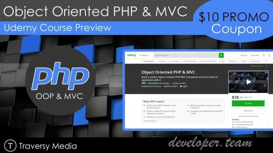 Object Oriented PHP & MVC