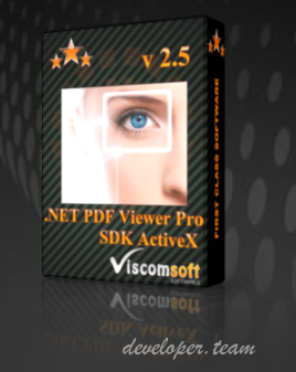 Viscomsoft .NET PDF Viewer Pro SDK 2.5