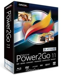 CyberLink Power2Go Platinum 11.0.2330.0 Multilingual